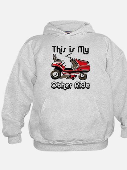 Mower My Other Ride Hoodie