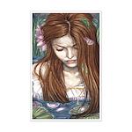 Ophelia Mini Poster Print