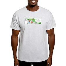 Unfit Mothers Light T-Shirt