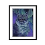 Star Fox Framed Panel Print
