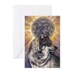Dark Sun Greeting Cards (Pk of 10)