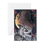 Night Magic Greeting Cards (Pk of 10)