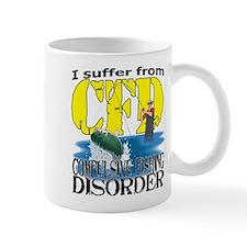 CFD - Compulsive Fishing Disorder Mug