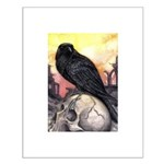 Raven Small Poster