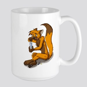 Anthro Furry Drinkware Cafepress