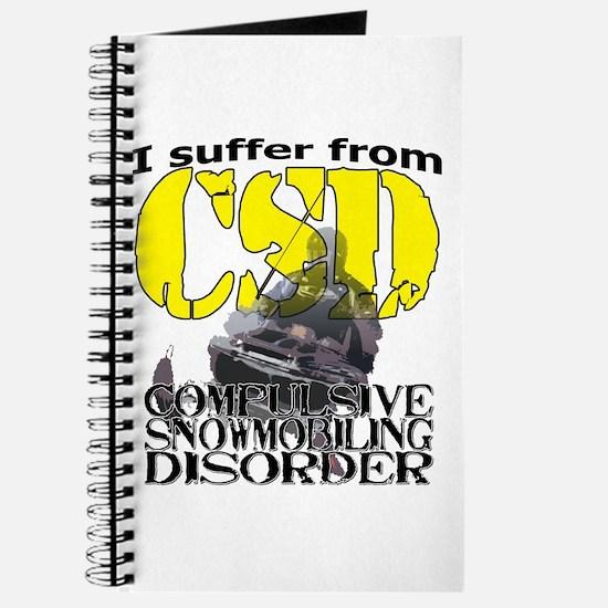 CSD Compulsive Snowmobile Disorder Journal