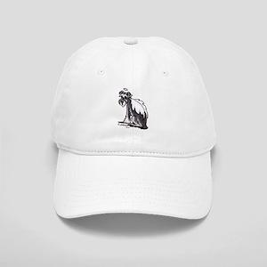 Schnauzer Angel Cap