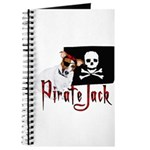 Pirate Jack Russell Journal