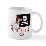 Pirate Jack Russell Mug