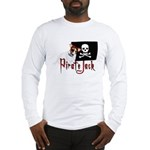 Pirate Jack Russell Long Sleeve T-Shirt
