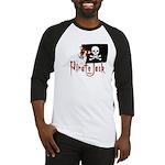 Pirate Jack Russell Baseball Jersey