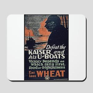 Use Less Wheat Mousepad