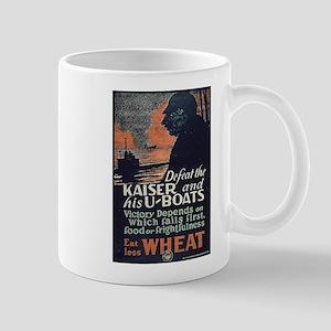 Use Less Wheat Mug