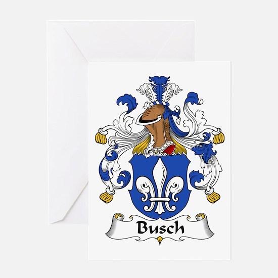 Busch Greeting Card