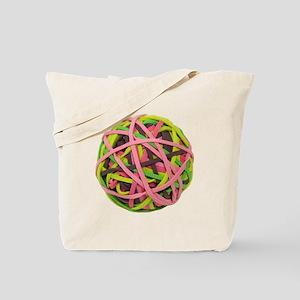 Rubberband Ball Tote Bag