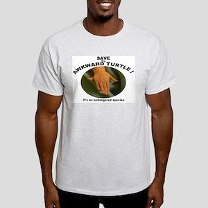 Awkward Turtle Light T-Shirt