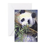 Panda Greeting Cards (Pk of 10)