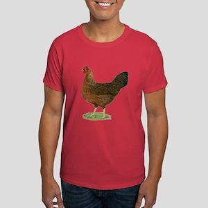 Welsummer Hen Dark T-Shirt