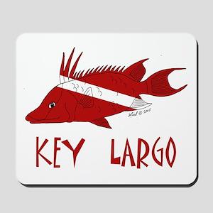 Key Largo Mousepad