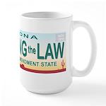 AZ Law Large Mug