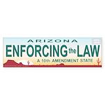 AZ Law Sticker (Bumper 10 pk)