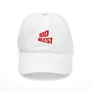 God Rules! Cap