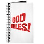 God Rules! Journal