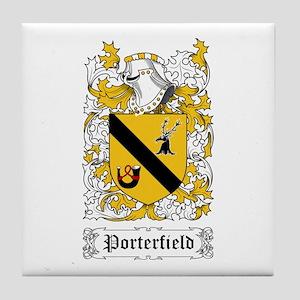 Porterfield Tile Coaster