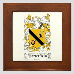 Porterfield Framed Tile