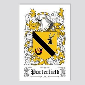 Porterfield Postcards (Package of 8)