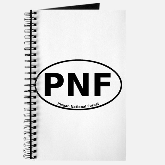 Pisgah National Forest Euro Journal