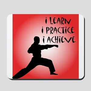 Karate Kid Mousepad