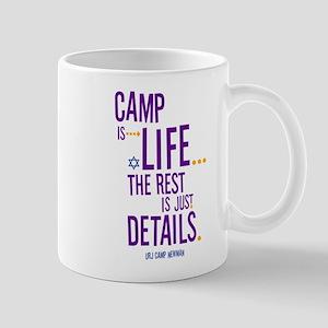Camp is Life Mug