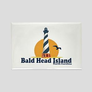 Bald Head Island NC - Lighthouse Design Rectangle