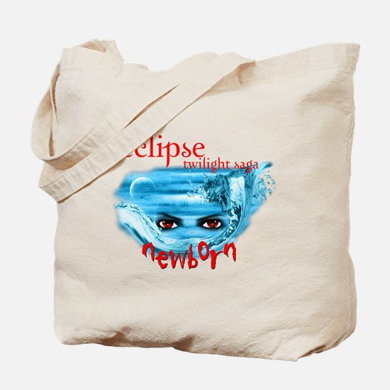 Eclipse Newborn Tote Bag