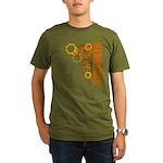 Strength Organic Men's T-Shirt (dark)
