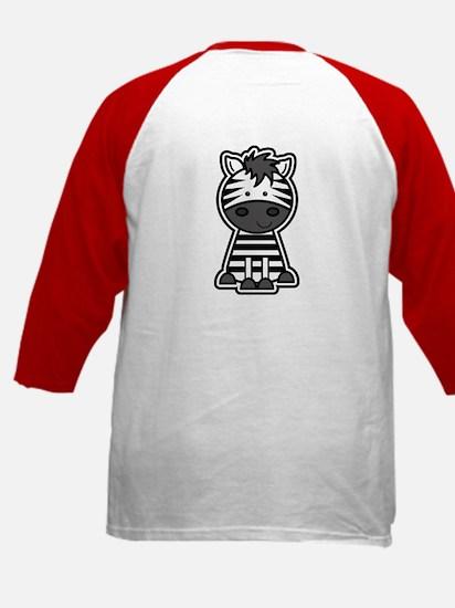 Kids jungle animal Baseball Jersey