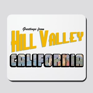 Hill Valley Mousepad