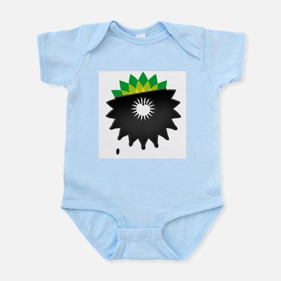 bp boycott Infant Bodysuit