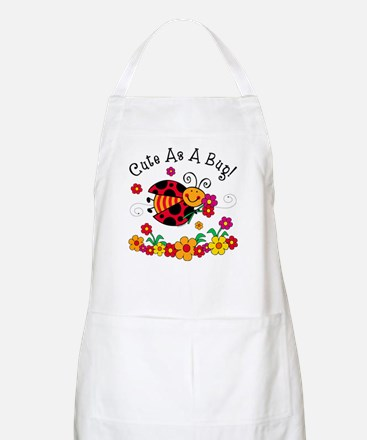Ladybug Cute As A Bug Apron
