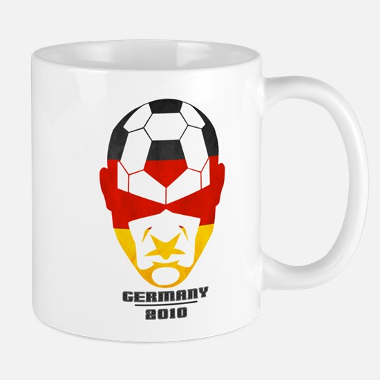 Funny Germany 2010 Mug