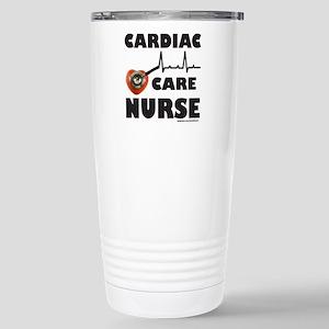 CARDIAC CARE NURSE Stainless Steel Travel Mug