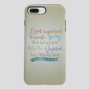 OUAT Love Expressed Through Song iPhone 7 Plus Tou