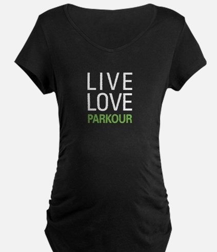 Live Love Parkour T-Shirt