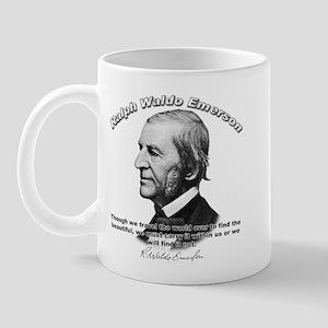 Ralph Waldo Emerson 05 Mug