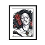 Holly Quinn Framed Panel Print