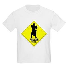 Paladin Online MMORPG Kids T-Shirt