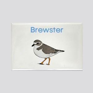 Brewster, MA Rectangle Magnet