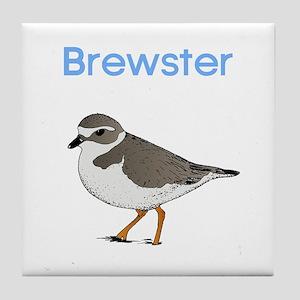Brewster, MA Tile Coaster