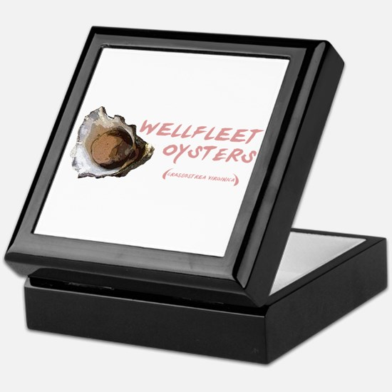 Wellfleet Oysters Keepsake Box